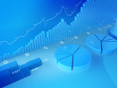 Statistics, Finance, Stock Exchange and Accounting (different types of diagrams in 3d space)