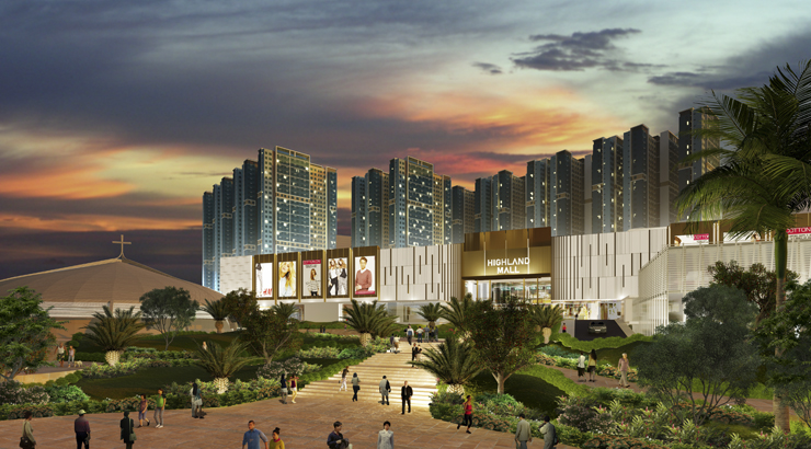 Megaworld, Empire East to Build PhP20B Township in Cainta