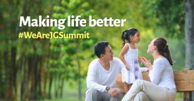 JG Summit Posts 7% Growth in 2018 Revenues