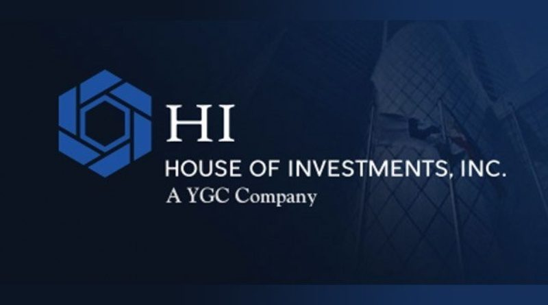 House of Investments Appoints Lorenzo V. Tan as Its New Chief