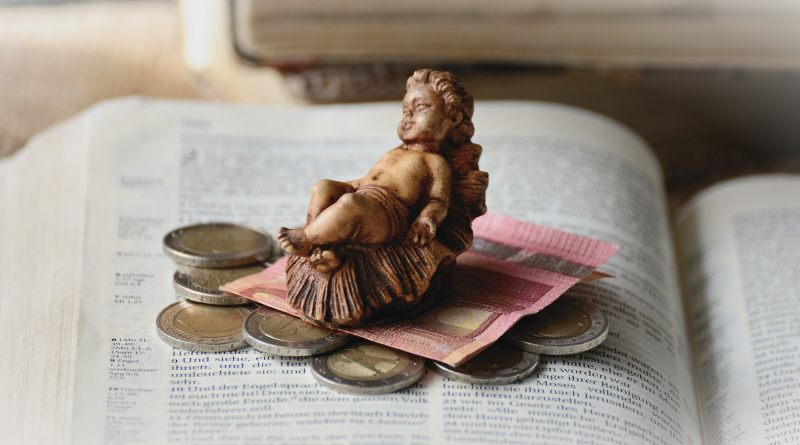 If you think about it, the holy book also offers valuable financial wisdom.